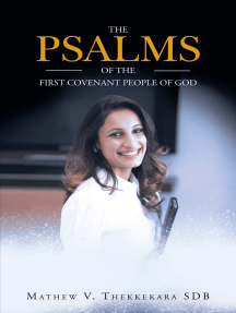 The Psalms of the First Covenant People of God