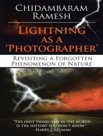 Lightning as a 'Photographer'