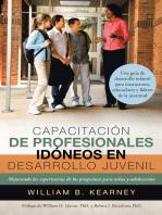 Capacitación De Profesionales Idóneos En Desarrollo Juvenil: Mejorando Las Experiencias De Los Programas Para Niños Y Adolescentes