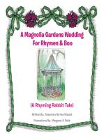 A Magnolia Gardens Wedding for Rhymen and Boo
