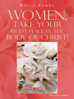 Women, Take Your Right Place in the Body of Christ!