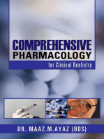 Comprehensive Pharmacology: For Clinical Dentistry