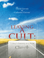 Leaving a Cult: