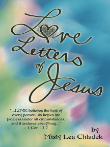 Love Letters of Jesus