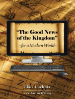 The Good News of the Kingdom for a Modern World