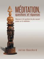 Méditation, Questions Et Réponses