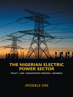 The Nigerian Electric Power Sector