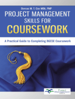 Project Management Skills for Coursework