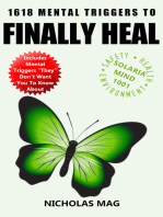 1618 Mental Triggers to Finally Heal