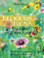 Religious Poems in English and Spanish