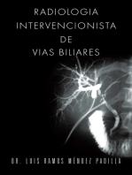 Radiologia Intervencionista De Vias Biliares