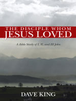 The Disciple Whom Jesus Loved