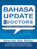 Bahasa Update for Doctors: A Compilation of Articles from Berita Mma