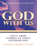 God with Us—Fifty True Stories of God's Faithfulness