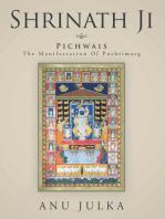 Shrinath Ji: Pichwais: the Manifestation of Pushtimarg