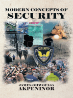 Modern Concepts of Security