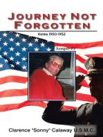 Journey Not Forgotten
