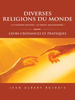 Diverses Religions Du Monde ( Le Vaudou Haitien---La Franc_Maconnerie )