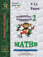 Preparation Workbook 2 Maths