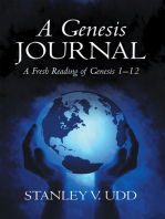 A Genesis Journal