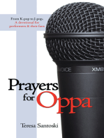 Prayers for Oppa