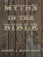 Myths in the Bible