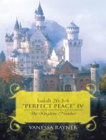 "Isaiah 26:3-4 ""Perfect Peace"" Iv"