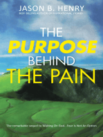The Purpose Behind the Pain