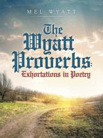 The Wyatt Proverbs