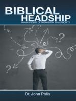 Biblical Headship