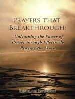 Prayers That Breakthrough