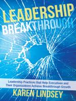 Leadership Breakthrough