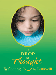 A Drop of Thought: Reflecting