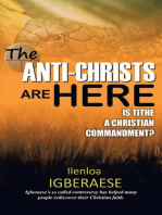 The Anti-Christs Are Here
