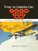 Flying the Lindbergh Line