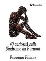 40 curiosità sulla Sindrome da Burnout