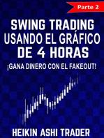 Swing Trading Usando el Gráfico de 4 Horas