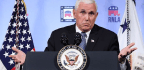 Mike Pence and His Talent for Being Absent