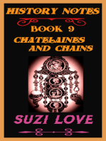 Chatelaines and Chains History Notes Book 9