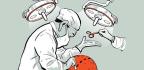 How A Kickball Helped Surgeons Heal A Fetus