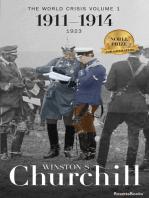 The World Crisis, 1911–1914
