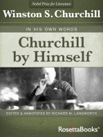 Churchill by Himself