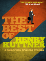 The Best of Henry Kuttner: A Collection of Short Stories