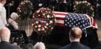 Washington Pays Tribute To John McCain
