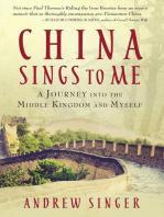 China Sings to Me