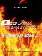 Berlawan Dengan Syaitan: Pembalasan Azazil, #2