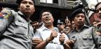 Reuters Journalists In Myanmar Convicted, Sentenced To 7 Years