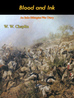 Blood and Ink: An Italo-Ethiopian War Diary