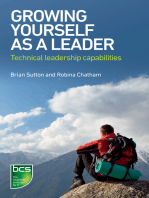 Growing Yourself As A Leader