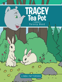 Tracey Tea Pot: Parsnip Wood